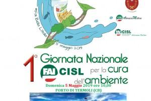 """""""FAI BELLA L'ITALIA"""" LA FAI CISL RILANCIA LA SFIDA ECOLOGICA"""