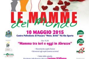 Festa della Mamma multietnica