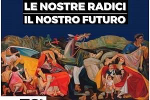 """FESTA NAZIONALE DEL 1° MAGGIO """"LAVORO: LE NOSTRE RADICI IL NOSTRO FUTURO """""""