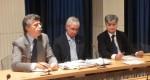 Conferenza stampa CGIL-CISL-UIL Abruzzo 23.07.2014