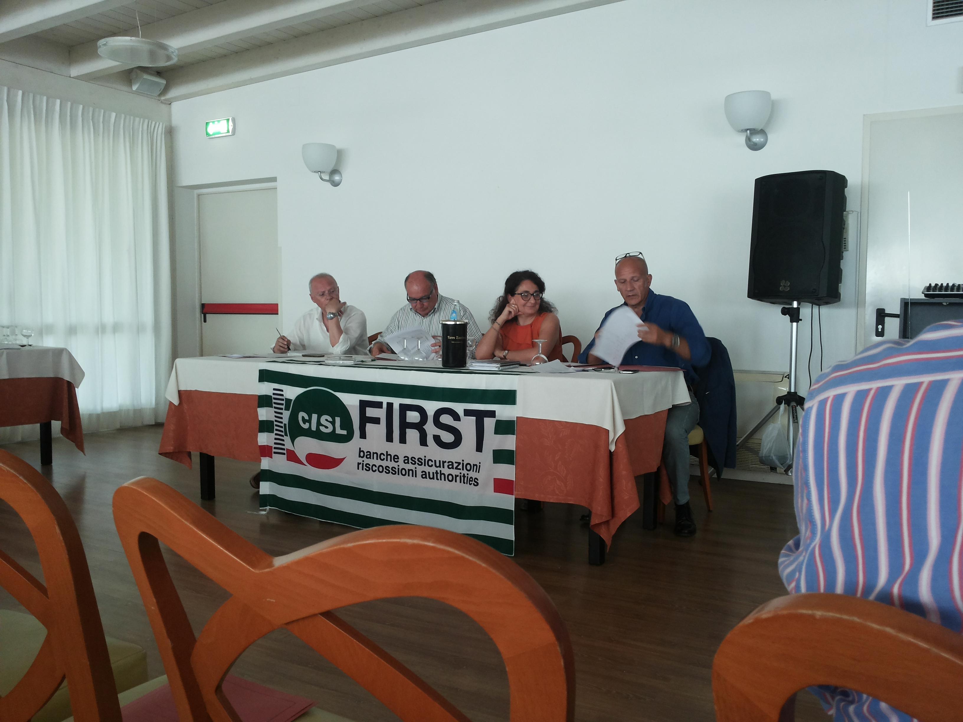 FIBA-La Federazione FIRST CISL e non solo