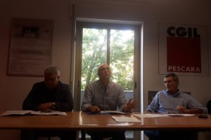 Il lavoro era e resta un'emergenza e una priorità per l'Abruzzo
