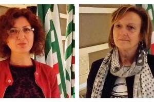 Angela e Giovanna sono le testimoni dirette di cosa è mutato, cosa sta succedendo e cosa si può modificare per costruire la CISL del futuro