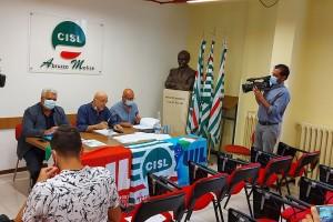 RIPARTIRE DAL LAVORO CGIL-CISL-UIL in Piazza il 18 settembre a Teramo per dare una scossa all'immobilismo della politica