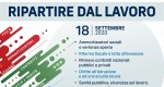 Mobilitazione RIPARTIRE DAL LAVORO 18 settembre 2020