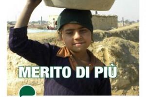 #Meritodipiù. La CISL sostiene le donne e i bambini del Pakistan