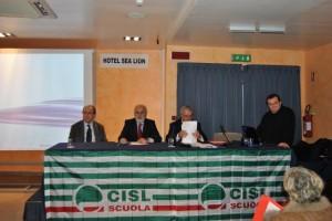 Forte affermazione della CISL Scuola della provincia di Chieti