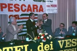 Lutto in casa CISL AbruzzoMolise