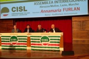 La Cisl si confronta: intesa con il Governo, pensioni e lavoro
