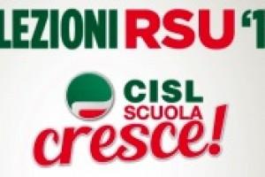 CISL Scuola primo sindacato in Abruzzo