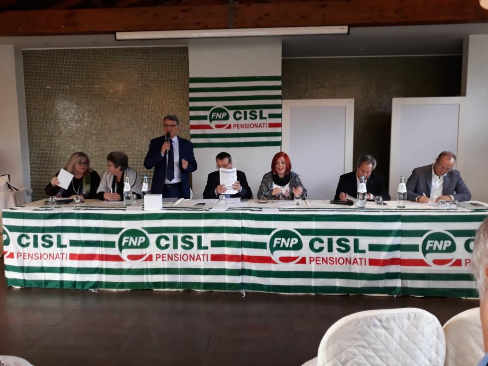FNP CISL AbruzzoMolise. Nominati ufficialmente i nuovi Coordinatori Territoriali delle SST FNP CISL di Avezzano, Teramo e Lanciano.