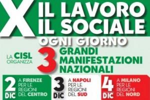 """""""Per il LAVORO e per il SOCIALE"""""""