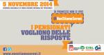 Mobilitazione FNP 5 novembre 2014