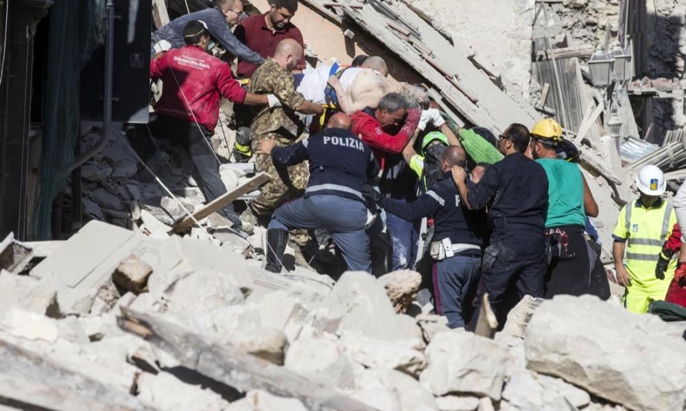 Terremoto: le misure adottate dall'Inps