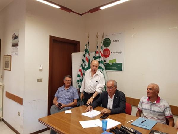 Enzo Troiani è il nuovo Presidente Anteas Abruzzo